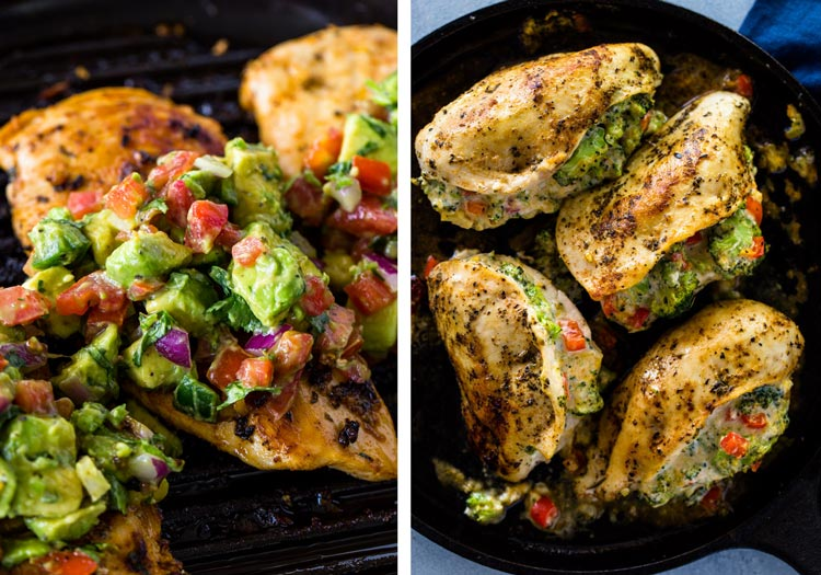 Top 20 Must Try Keto Chicken Breast Recipe Ideas (30 Minutes and Under!)
