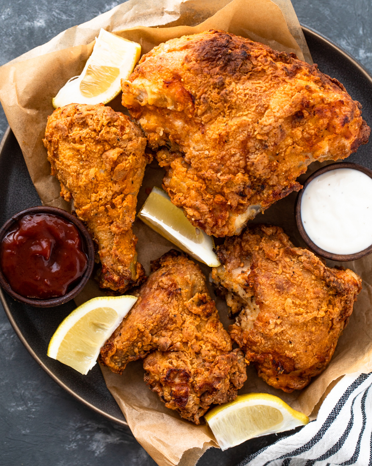 air fryer southern fried chicken breasts