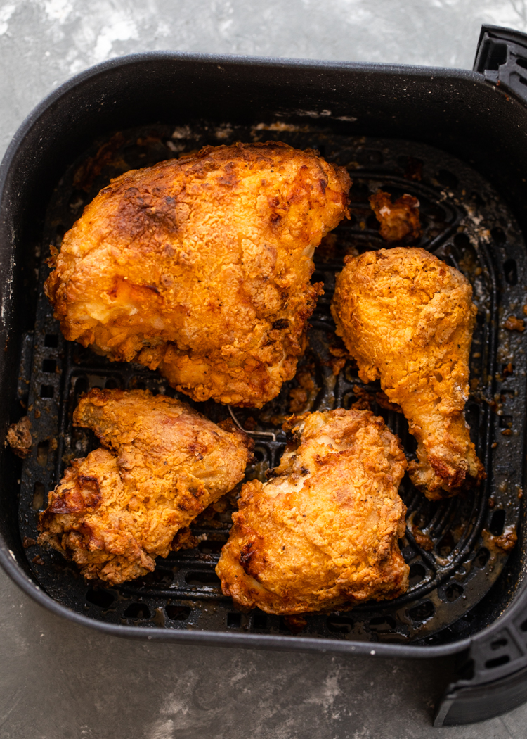 buttermilk chicken tenders air fryer