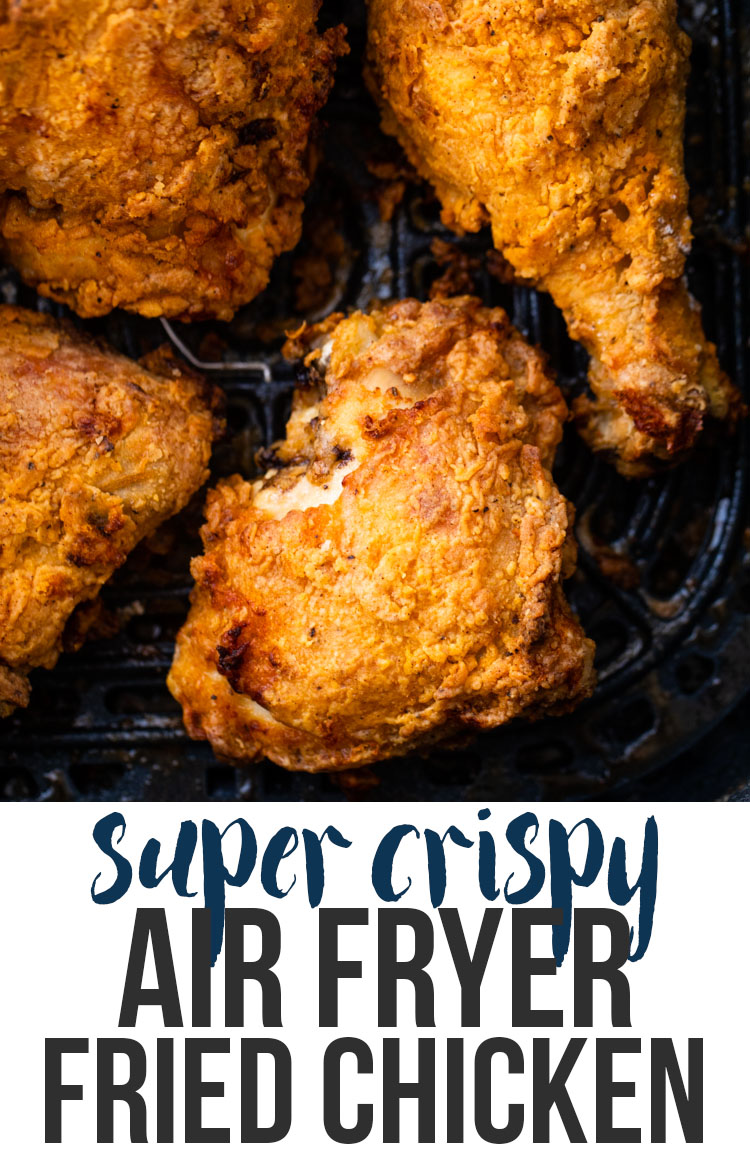 Air Fryer Fried Chicken Gimme Delicious
