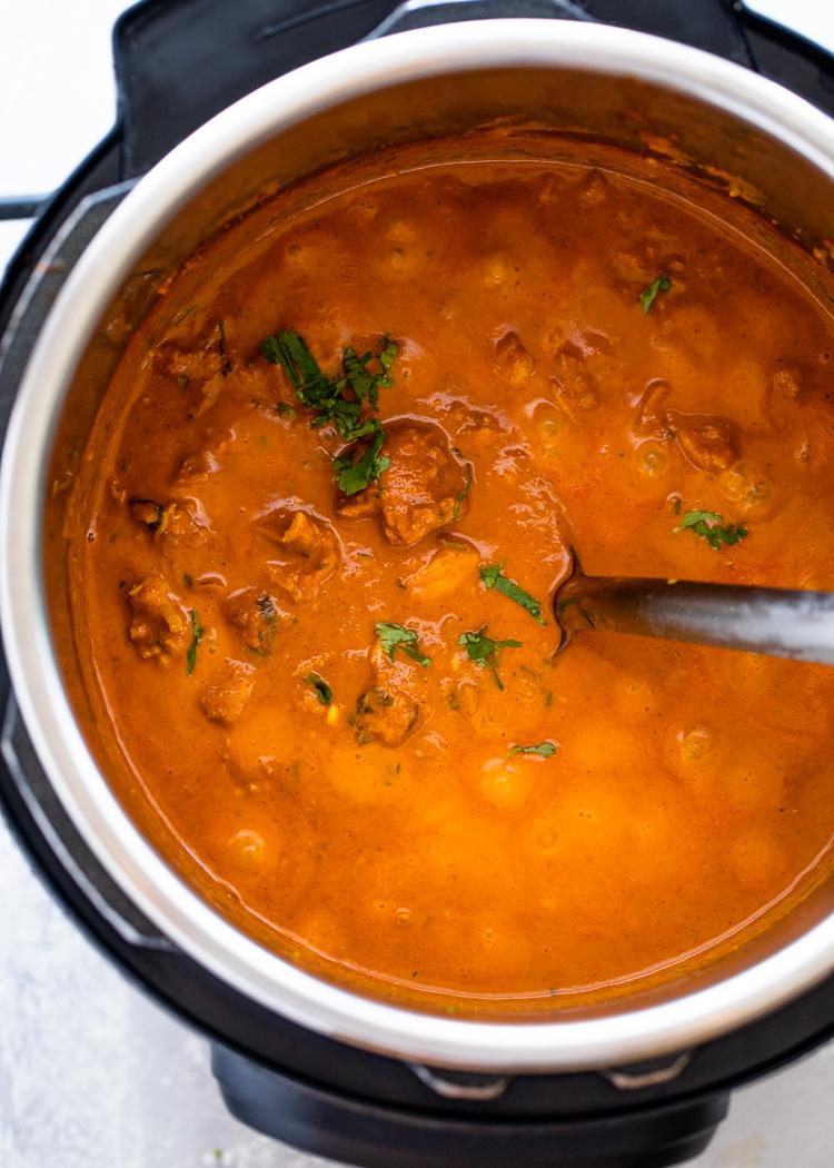 30 Minute Instant Pot Butter Chicken