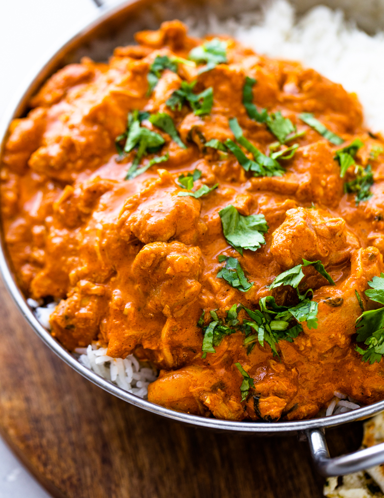 20 Minute Butter Chicken