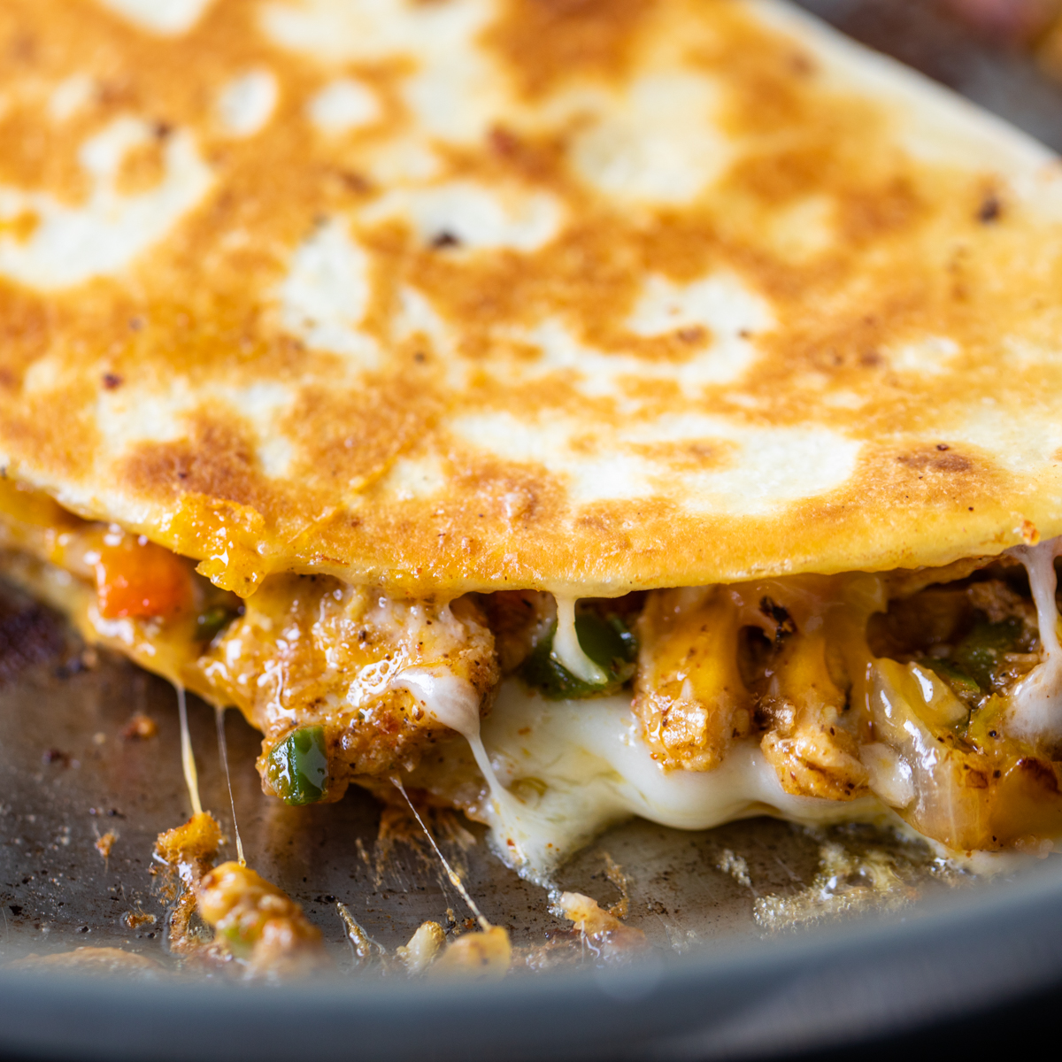 Chicken Quesadillas Gimme Delicious