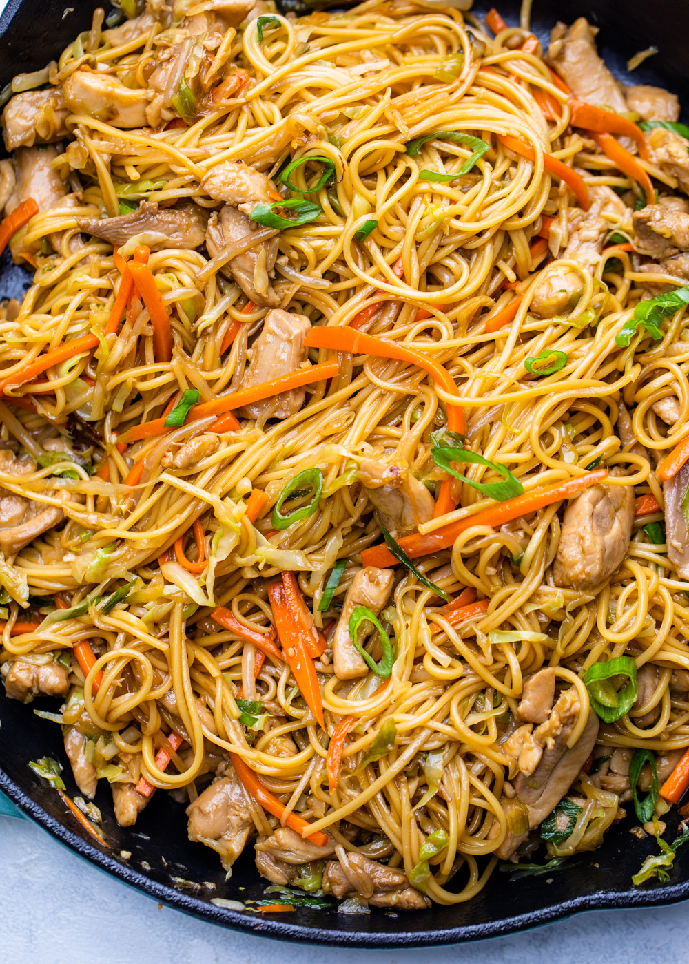 Chicken Chow Mein Gimme Delicious