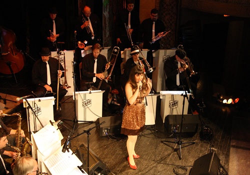 Renee Dupuis with Cape Ann Big Band