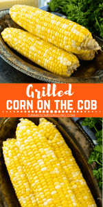 Grilled Corn on the Cob Pinterest 2