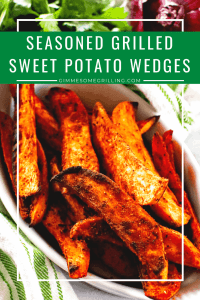 Grilled Sweet Potatoes Pinterest Collage 1=5