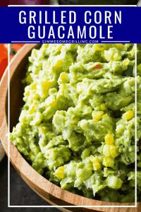 Grilled Corn Guacamole Pinterest Image 5