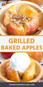 BAKED APPLES RECIPE Pins
