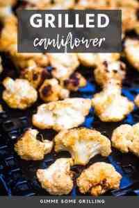 grilled cauliflower recipe New Pins