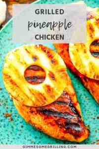 grilled pineapple chicken recipe New Pins
