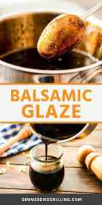 balsamic glaze Pins