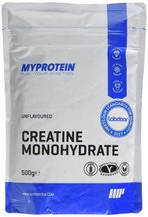 creatina monohidratada - myprotein