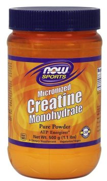creatina monohidratada - nowsports