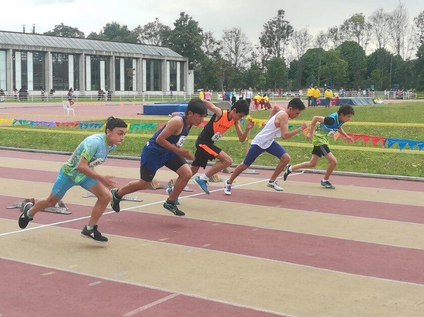 Equipo de Atletismo