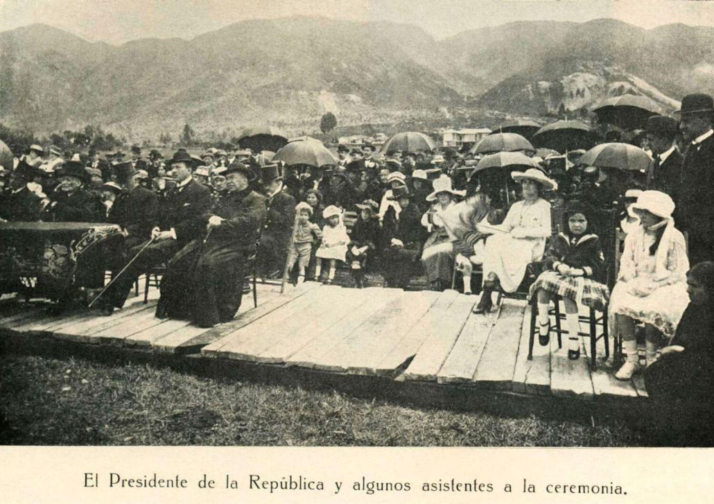 Centenario Primera Piedra
