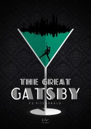 Gatsby Poster (ENG) by il@n