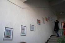 Izložba učeničkih likovnih radova