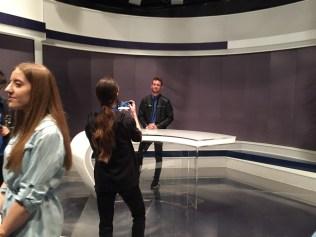 Studio u kojem se snima Dnevnik
