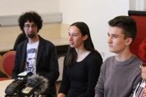 Petar, Doris, Neven