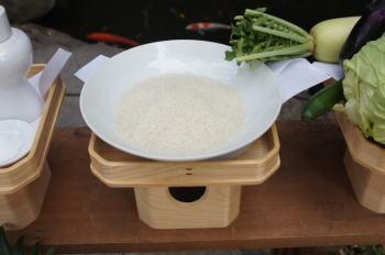 新嘗祭の献上米とは何?