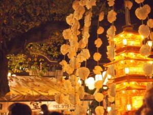 池上本門寺の御会式に行ったら、万灯練り行列はぜひ見ておきたい!
