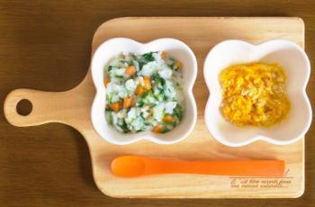 赤ちゃんのご飯を効率よく準備!取り分けしておける便利なレシピは?