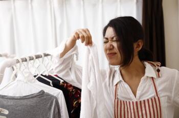 介護の臭いはキツイ?!尿臭や便臭も洗濯でスッキリ落とせる?方法は?