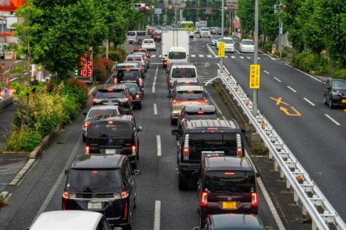 混雑・渋滞