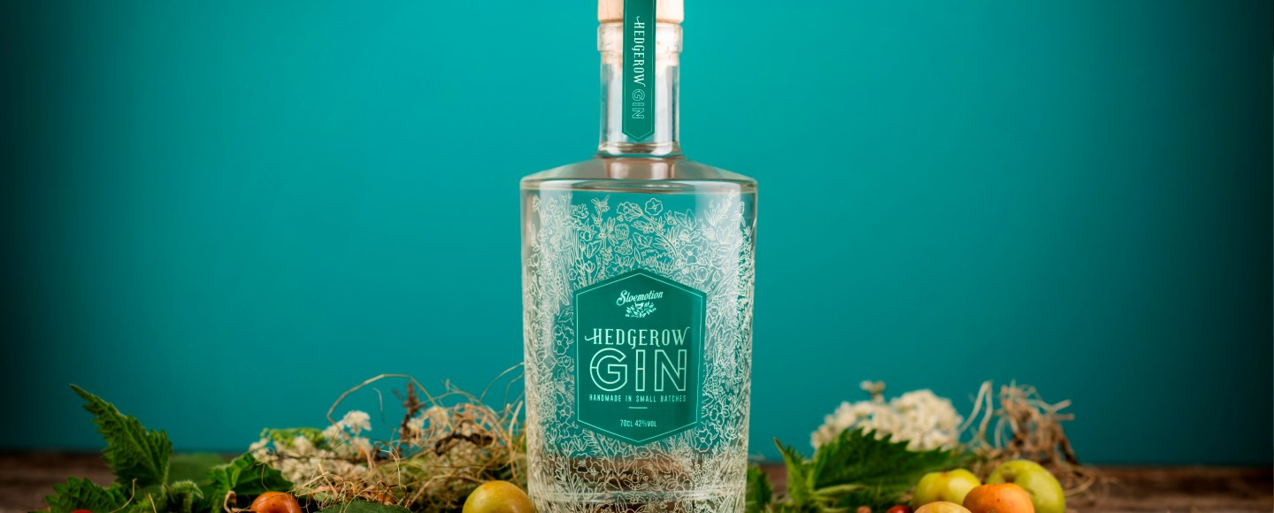 Sloemotion Hedgerow Gin