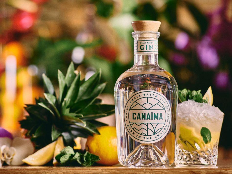Canaima gin - LR