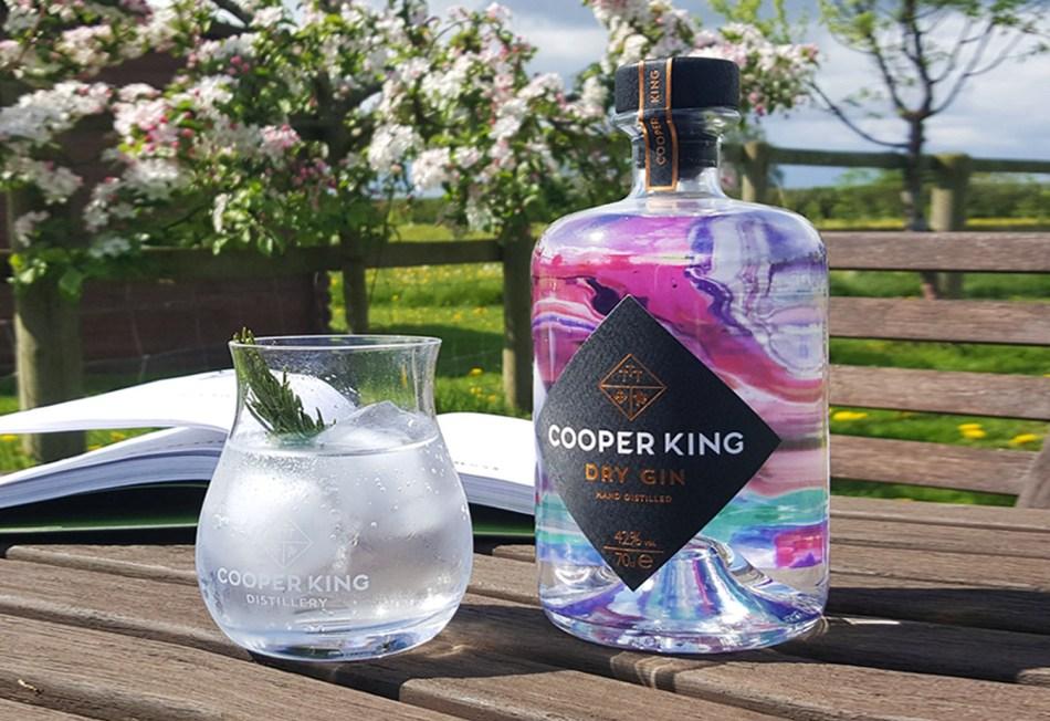 Cooper King Gin
