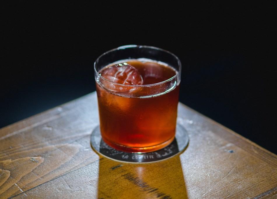 Coupette Cocktail - Havard Drop Out