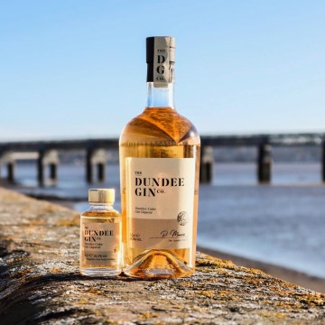 The Dundee Gin Co. - Dundee Cake Liqueur
