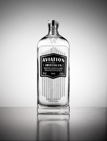Aviation bottle image