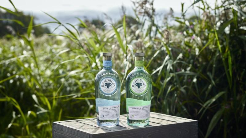 Ramsbury Single Estate Spirits new bottles