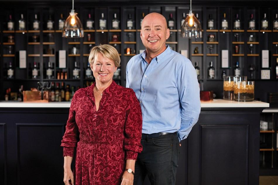 Cathy and Karl Mason