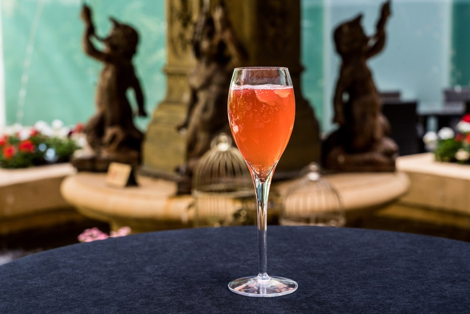 Slingsby Gin Taj Hotels Oh Romeo cocktail