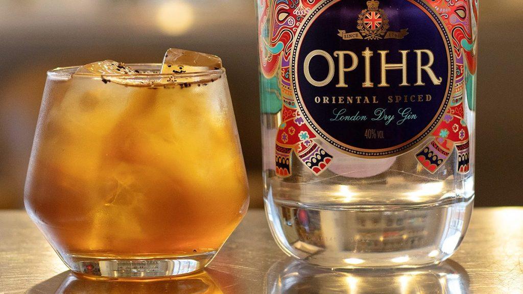 Opihr Gin Spiced Martinez