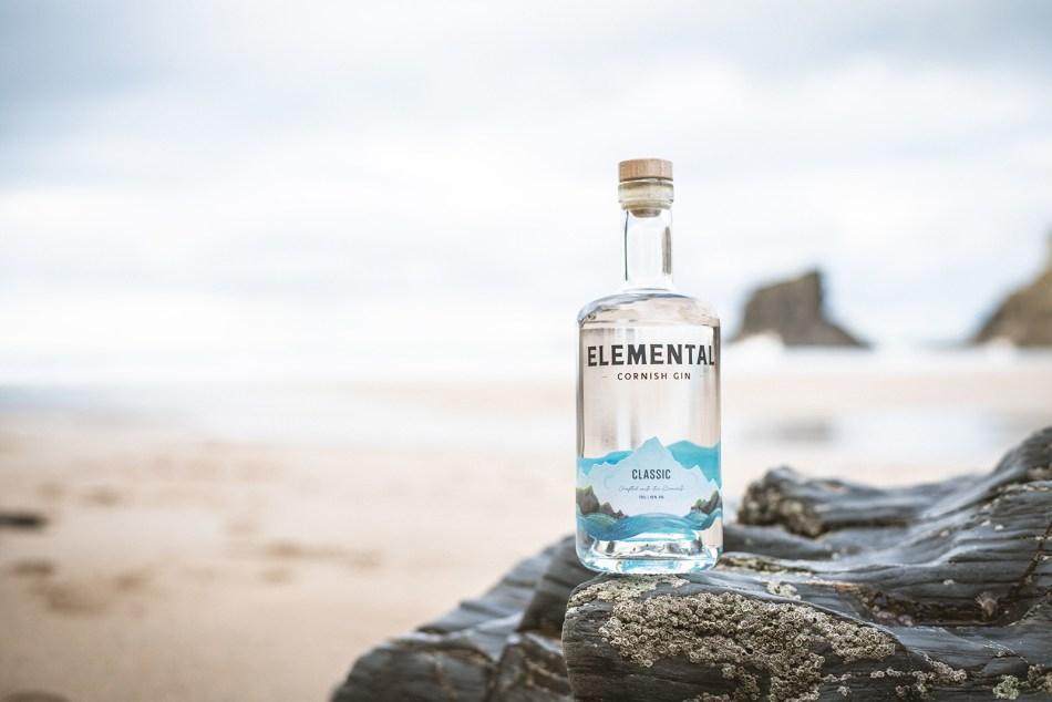 Elemental Cornish Gin - Classic