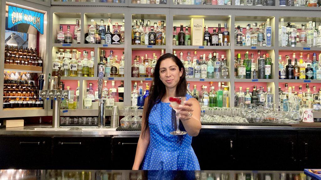 Natasha Bahrami at The Gin Room, St. Louis