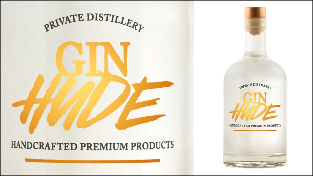 Gin-Hude London Dry