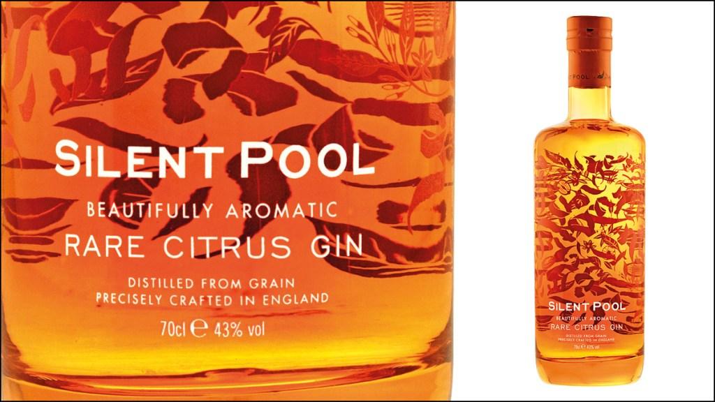 Silent Pool Rare Citrus Gin