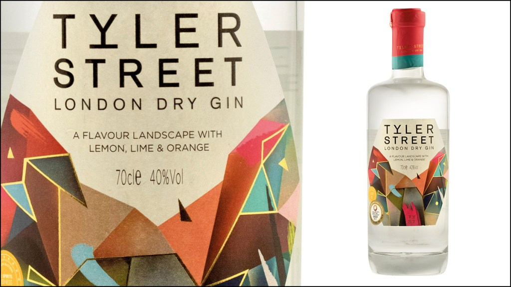 Tyler Street London Dry Gin