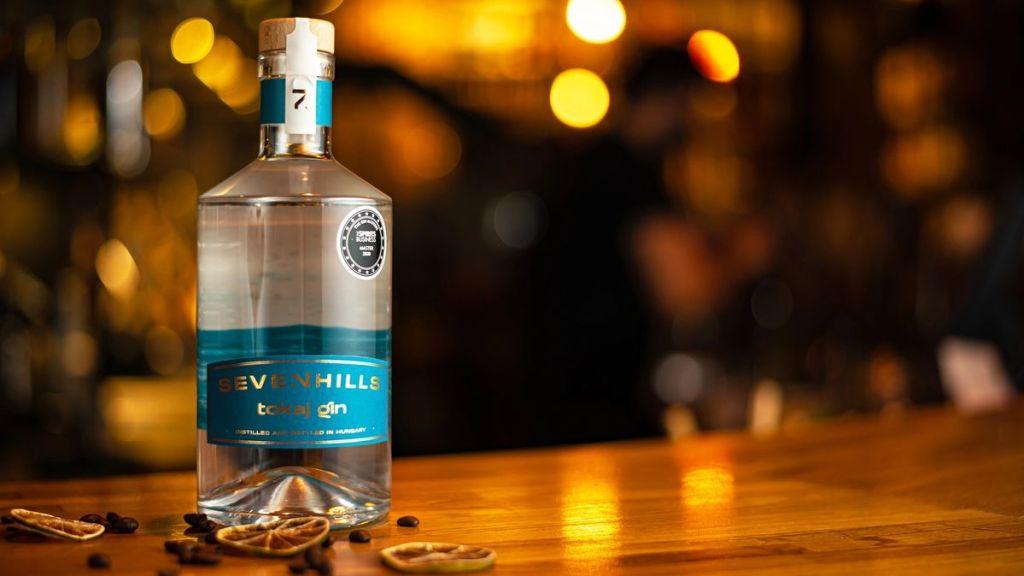 Seven Hills Tokaj Gin
