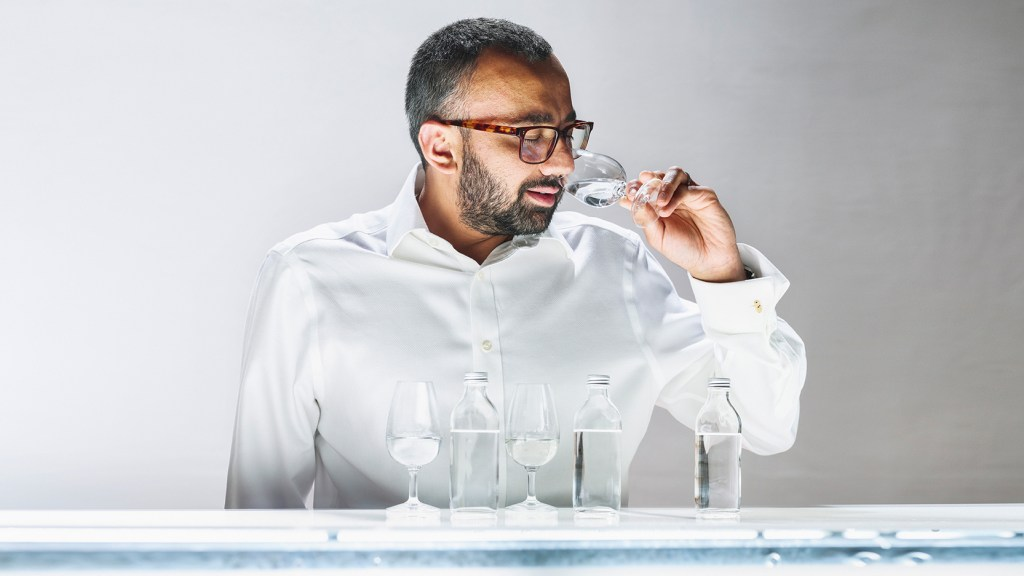 Dhavall Gandhi, The Lakes Distillery