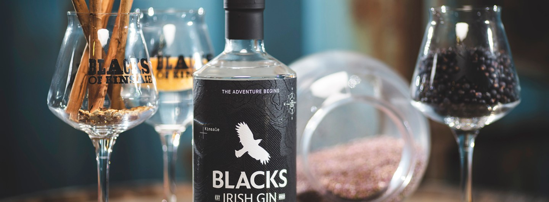 Blacks of Kinsale's gin