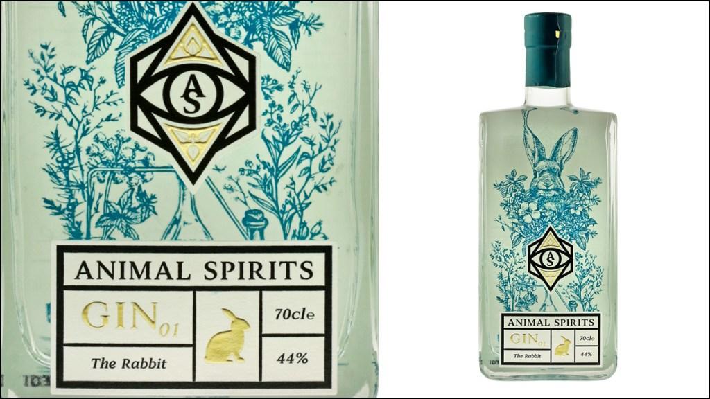 Animal Spirits - GIN01 - The Rabbit
