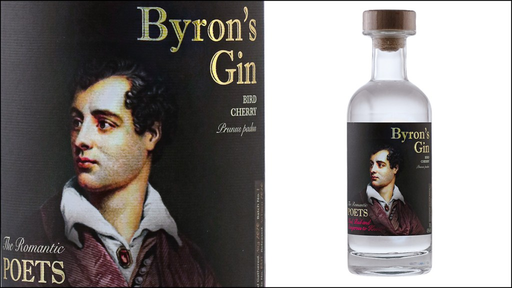 Byron's Gin Bird Cherry