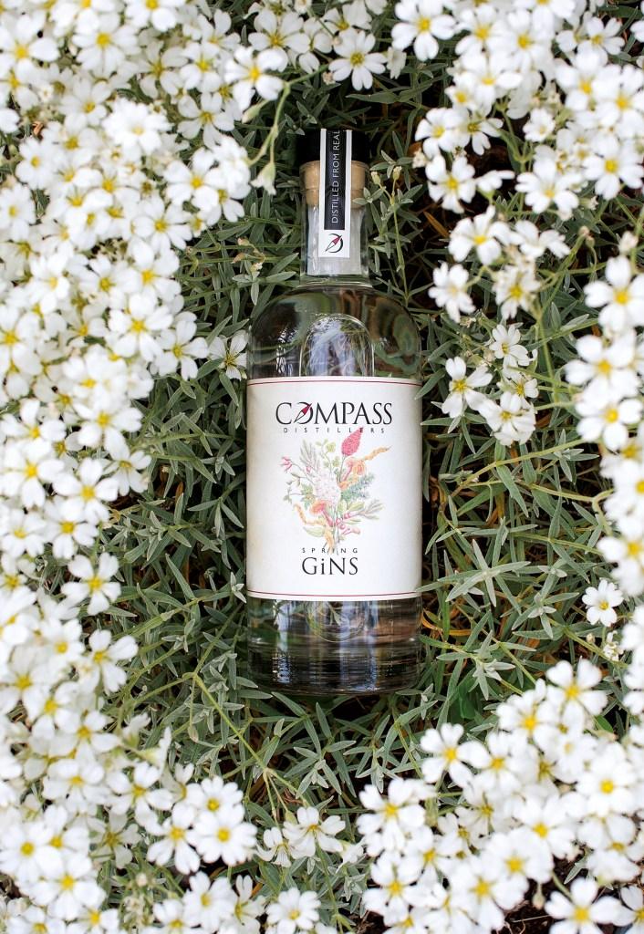 Compass Distillery Spring GiNS